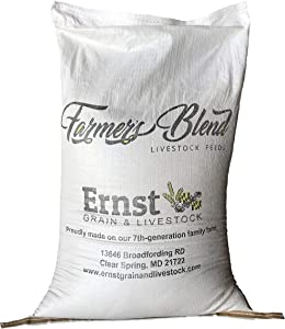 Homestead Harvest Ernst Grain Wildlife Feed, Non-GMO - Perfect Feed for Deer, Ducks, Squirrels, Turkeys, Rabbits, Geese, and More!