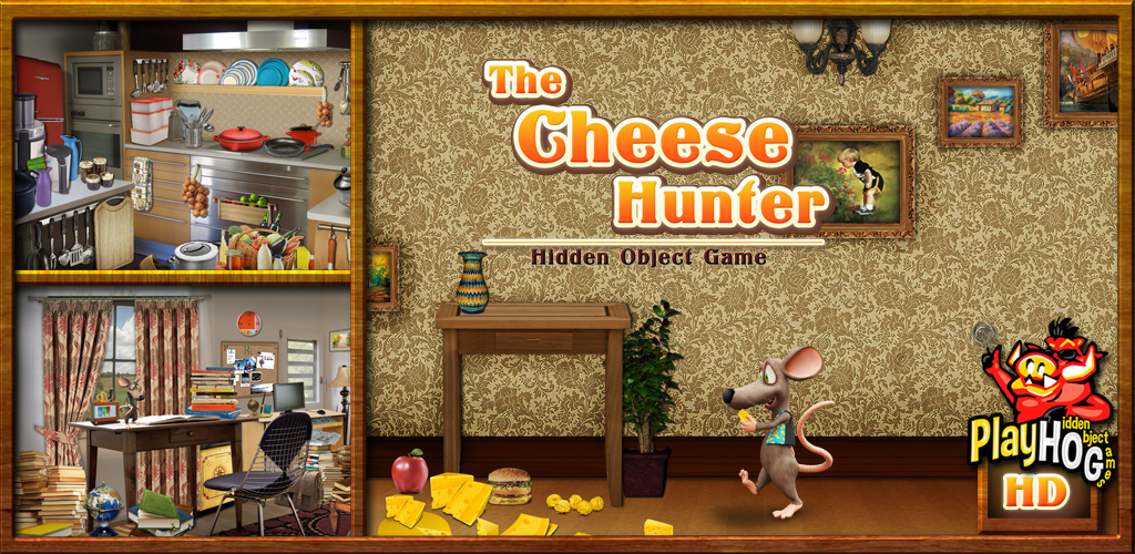 (The Cheese Hunter - Find Hidden Object Game [Download])