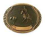 Rodeo Event Trophy Style Belt Buckles by Steven L