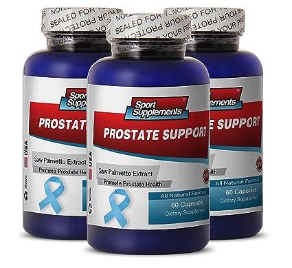 suplemento para la próstata