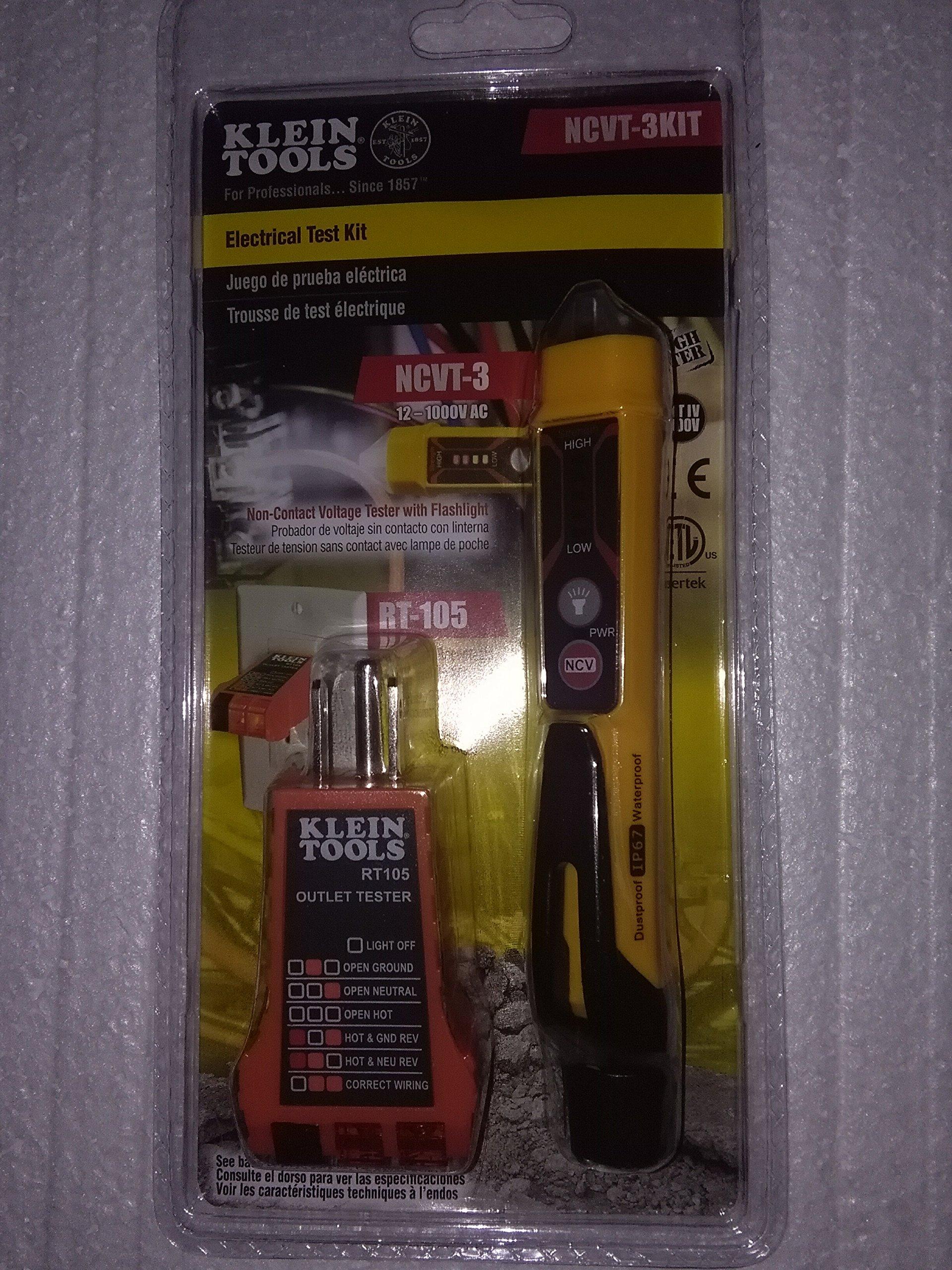 Klein Tools Electrical Test Kit