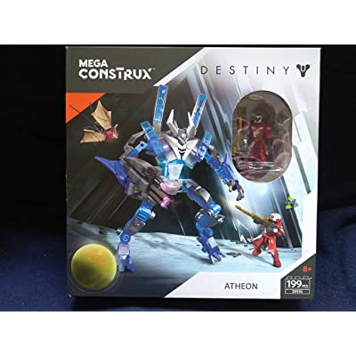 Destiny Mega Construx Atheon DPJ10 199 PCS Ages 8+ New in Unopened Box: Toys & Games