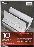 """Mead Carbon Paper, 8-1/2"""" x 11-1/2"""", 10"""