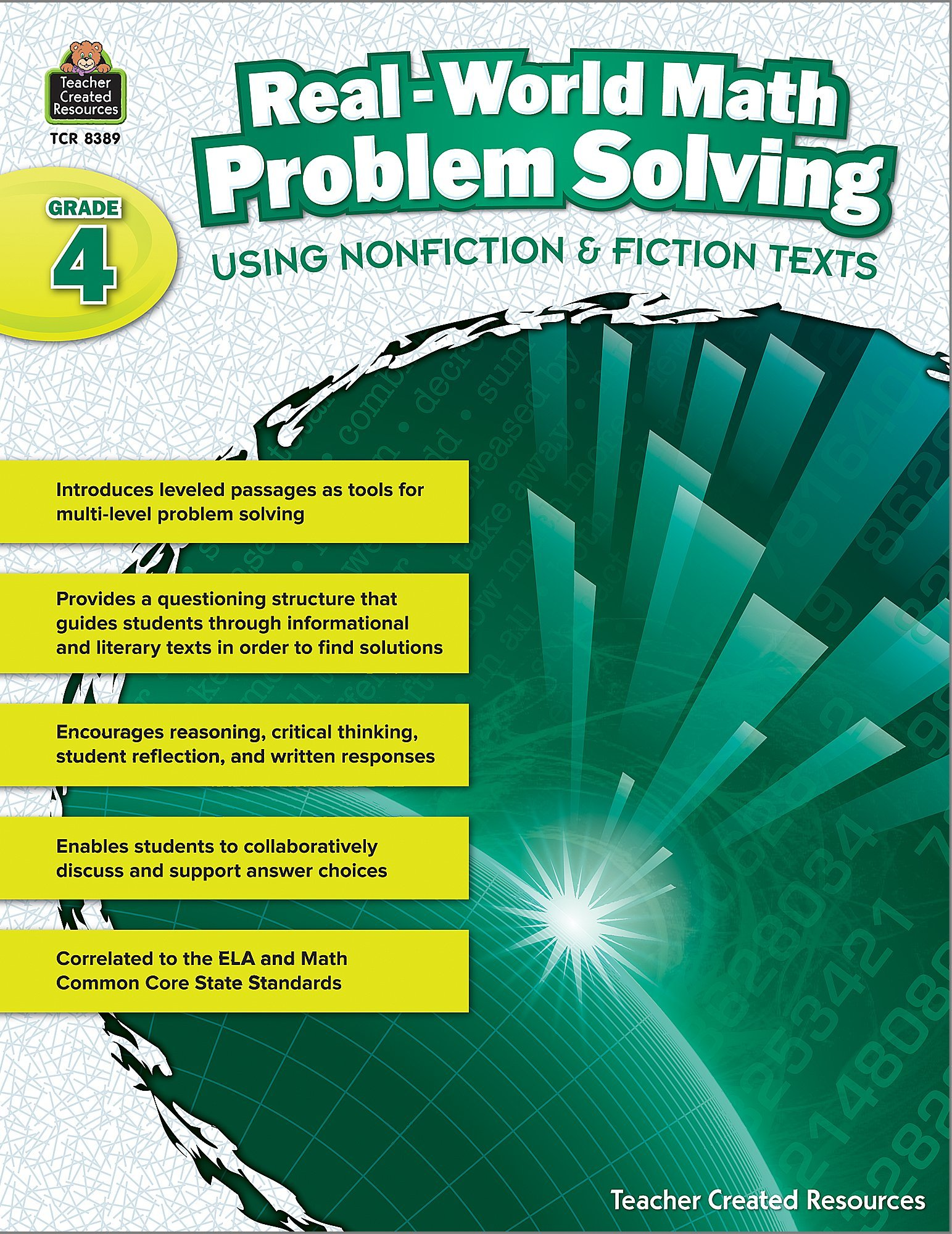 Download Real-World Math Problem Solving: Using Nonfiction & Fiction Texts ebook