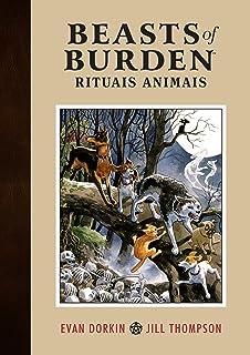 Beasts of Burden. Rituais Animais - Volume 1 (Em Portugues do Brasil)