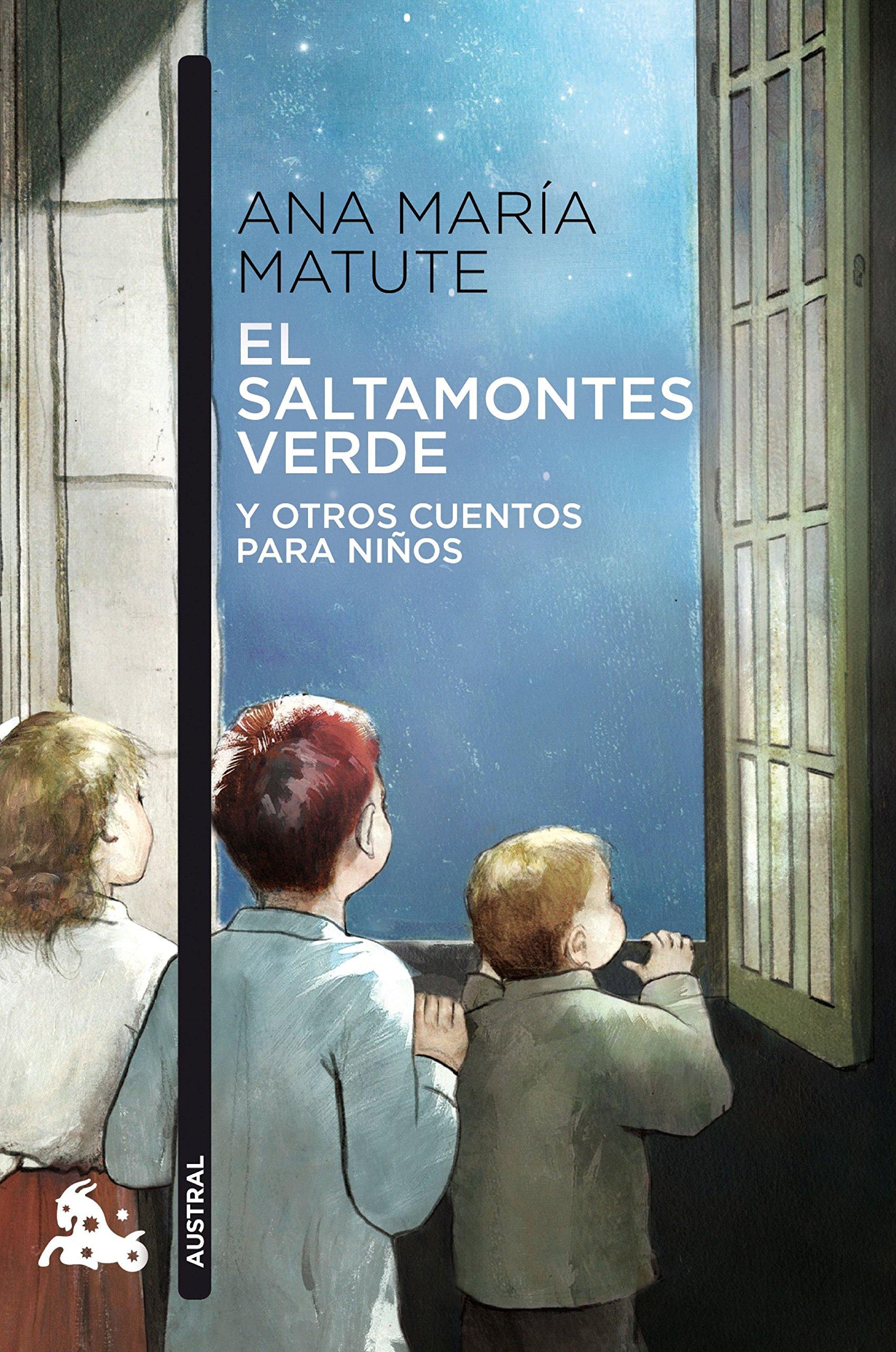 El saltamontes verde y otros cuentos para niños: Ana María Matute ...