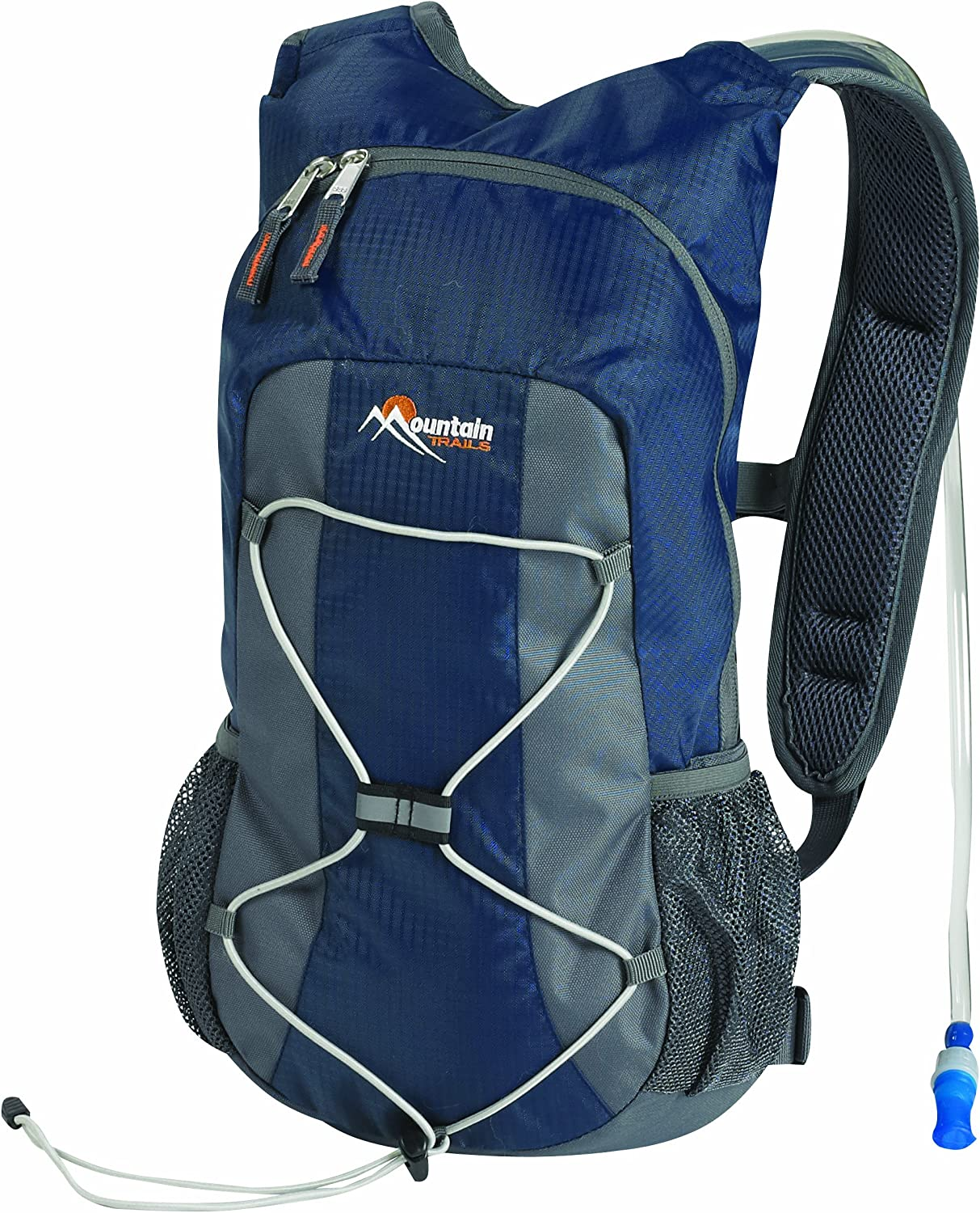 Mountain Trails Revive Hydration Pack, 12-Liter, Blue