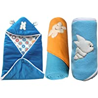 MY NEWBORN Baby Blanket Cum Baby Wrapper