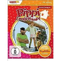 Astrid Lindgren: Pippi Langstrumpf - TV-Serie Komplettbox