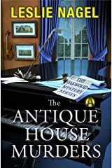 The Antique House Murders: The Oakwood Book Club Mystery Series Kindle Edition