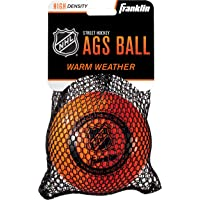 Franklin Sports NHL AGS Pro Street - Pelota de Hockey