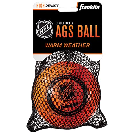 Franklin Streethockey Ball Ags High Density - Pelota/Disco de ...