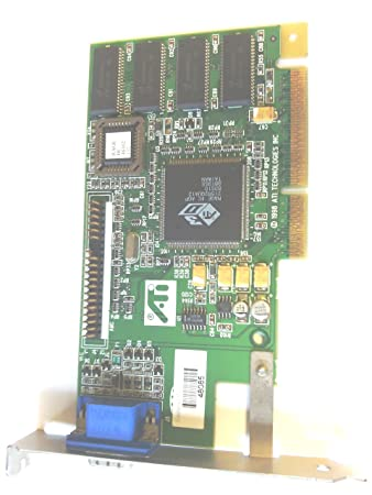 Amazon.com: ATI Technologies 100 – 418039 Rage IIC 8 MB AGP ...
