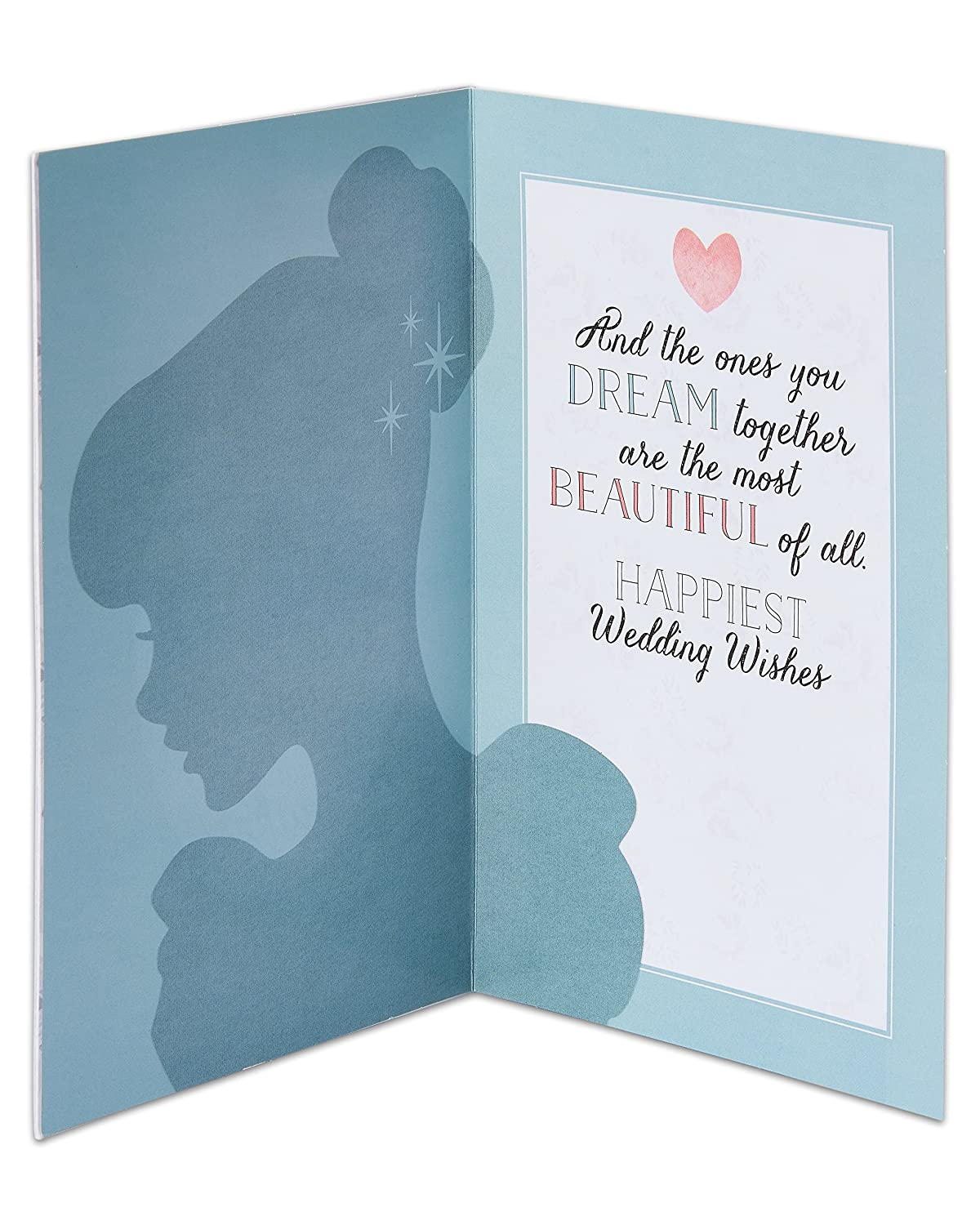 American Greetings Funny Mr And Mrs Awesome Wedding Card With