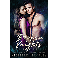Broken Knights: A Paranormal High School Bully Romance (Gifted Academy Book 4)