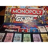 USAopoly Gi Joe Monopoly Games MN056039