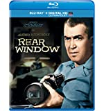 Rear Window (Blu-ray + DIGITAL HD with UltraViolet)