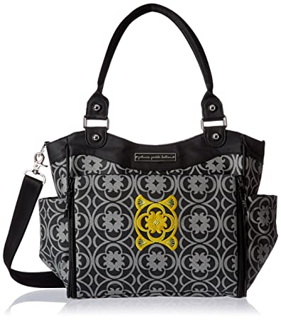 ffb40e65a8be Amazon.com   Petunia Pickle Bottom City Carryall Diaper Bag in Casbah  Nights   Baby