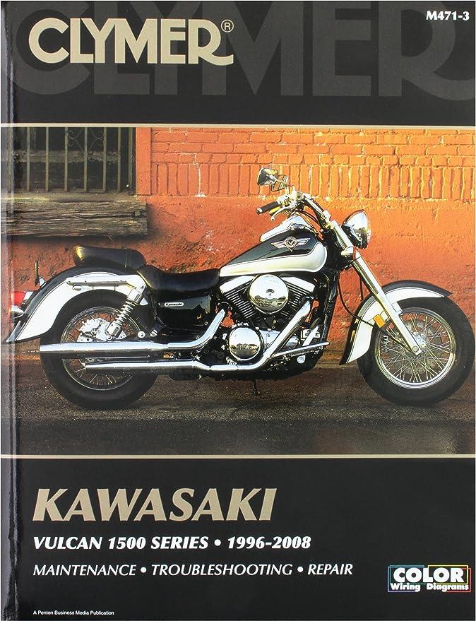 Kawasaki Vulcan 1500 Wiring Diagram