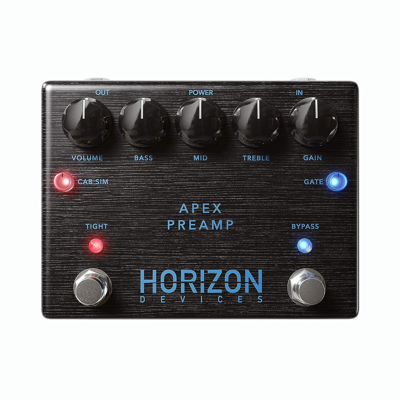 Horizon Devices Apex Preamp Pedal de distorsión moderno para ...