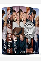 The Clan Sinclair Collection Books 1-3: A Steamy Highlander Romance Boxed Set Kindle Edition