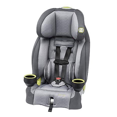 Snugli Harnessed Booster Seat Pinstripe