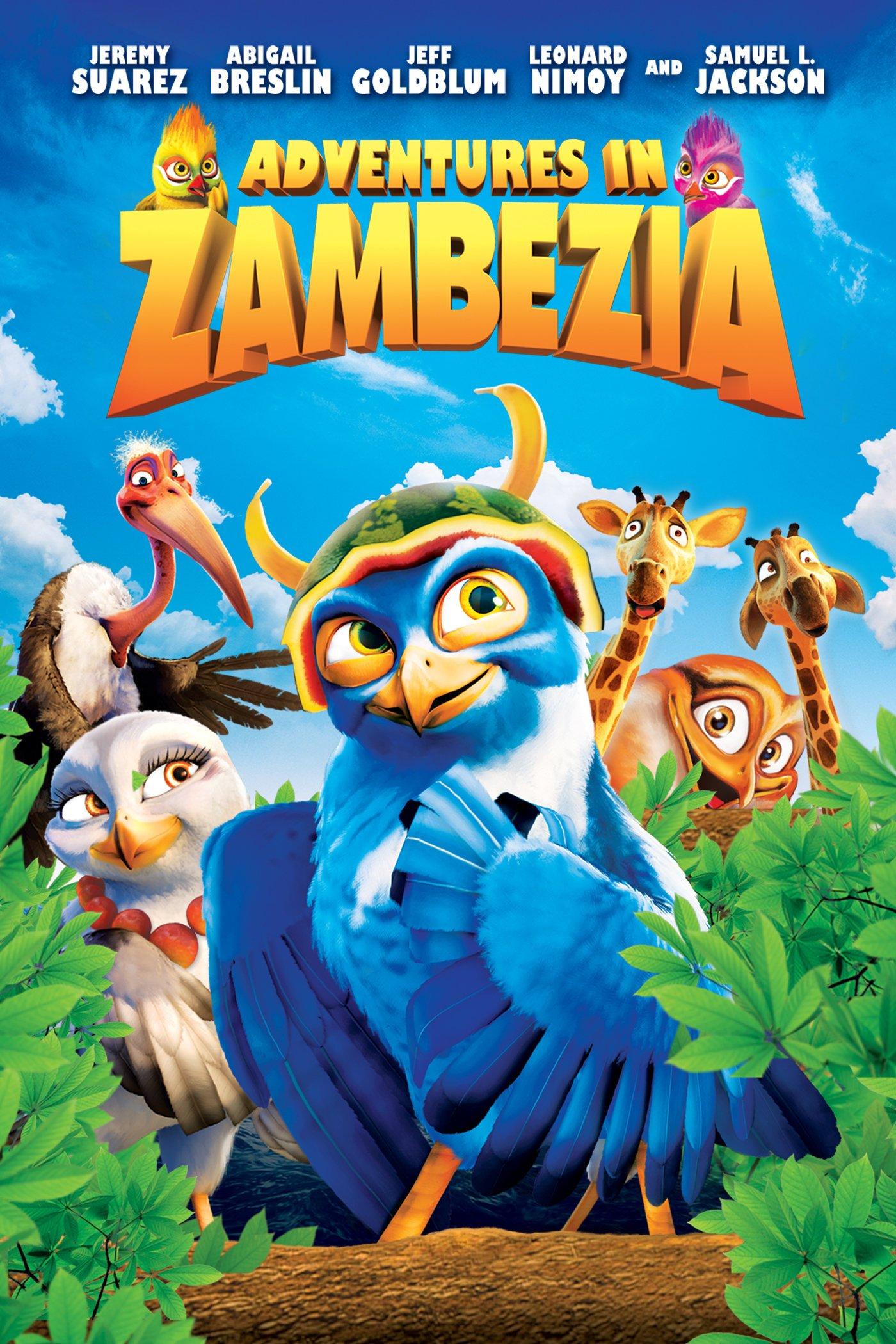 New zambezia movie mon premier blog.