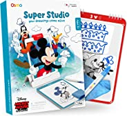 Osmo - Super Studio Disney Mickey Mouse & Friends Game - Ages 5-11 - Learn to Draw your Clubhouse Favorites & Watch them Come