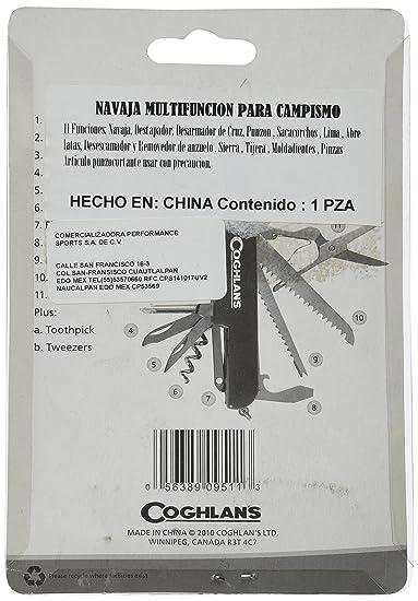 Coghlan's Folding Multi-Tool Army Knife
