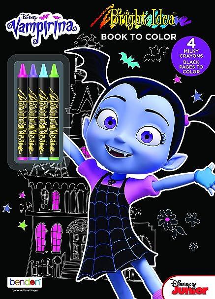 Bendon Vampirina Coloring /& Activity Book With Vampirina Play Pack Gift Set