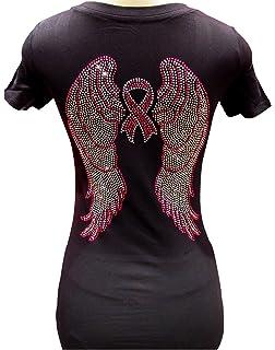 INTERESTPRINT Lnspirational Breast Cancer Awareness Pink Ribbon Long-Sleeve All Over Print Mens Hoodie