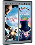 Lemony Snicket's/ Charlie and the Chocolate Factory (DVD) (DBFE)