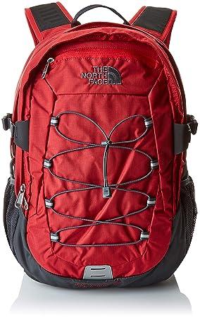 The North Face T0CF9C Mochila Borealis Classic T0CF9C5XB. OS, Unisex Adulto, Rage Red Ripstop/Asphalt Grey, Talla única: Amazon.es: Deportes y aire libre