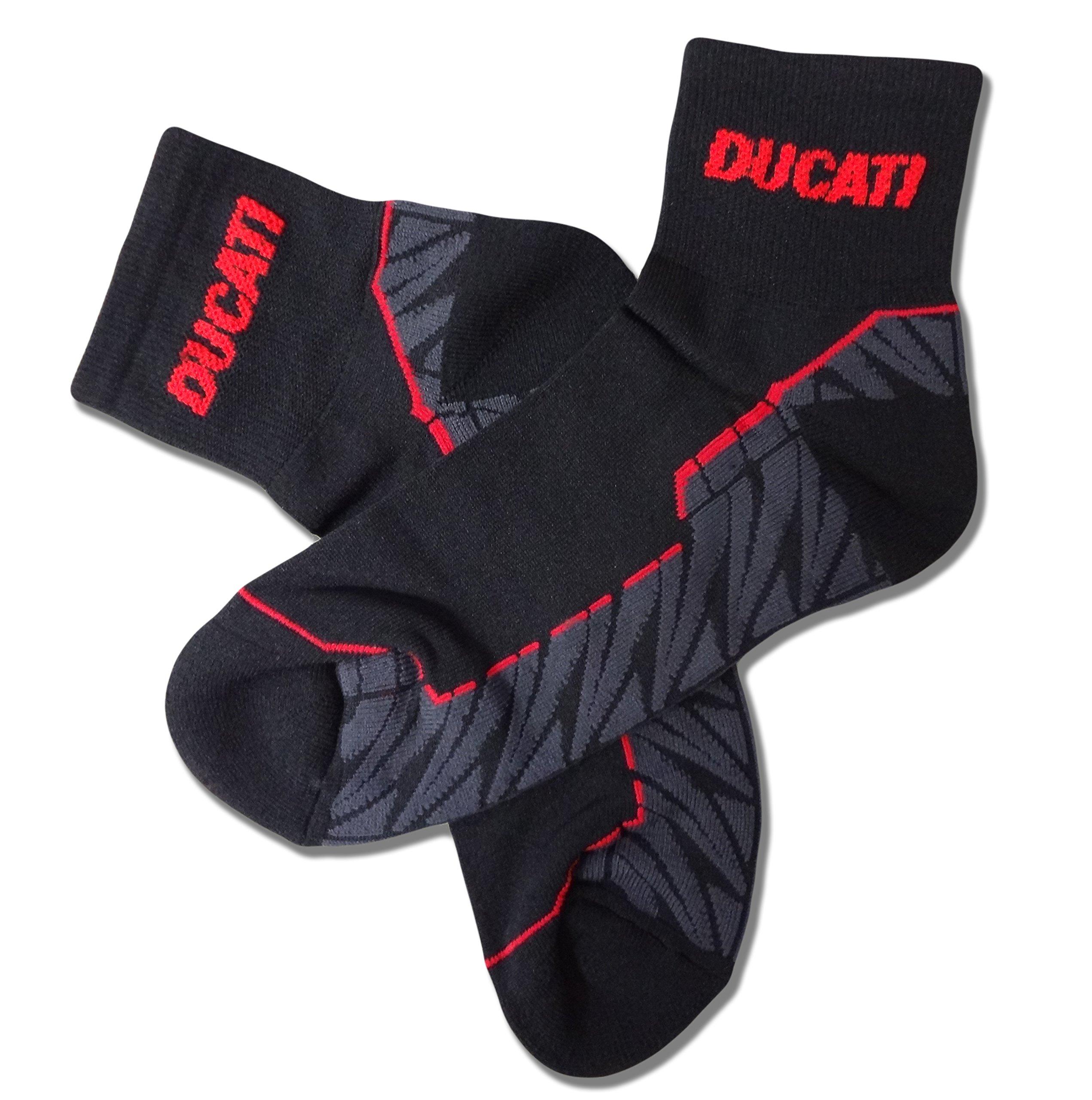 Ducati 981025003 Comfort Socks - Size 43-46