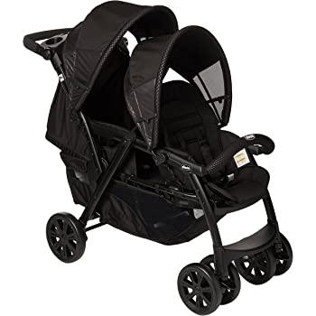 Chicco Carriola Doble Cortina Together Color Negro