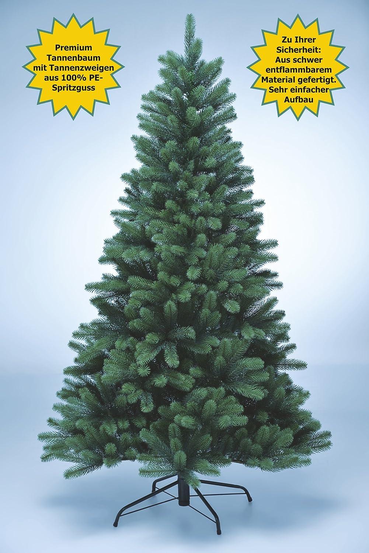 Weihnachtsbaum, Weihnachtsbaum, Weihnachtsbaum, 180 cm, Aufbauhöhe 85 - 180 cm, inkl. Standfuß 4d5af7