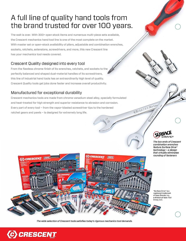 Blue Bosch Professional 1600A01TG5 10mm Chrome Vanadium Steel Combination Spanner