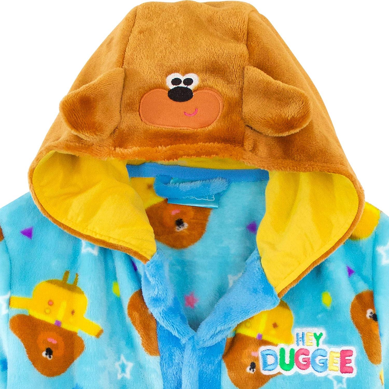 Gar/çon H/é Oua-Oua Robe de Chambre Hey Duggee