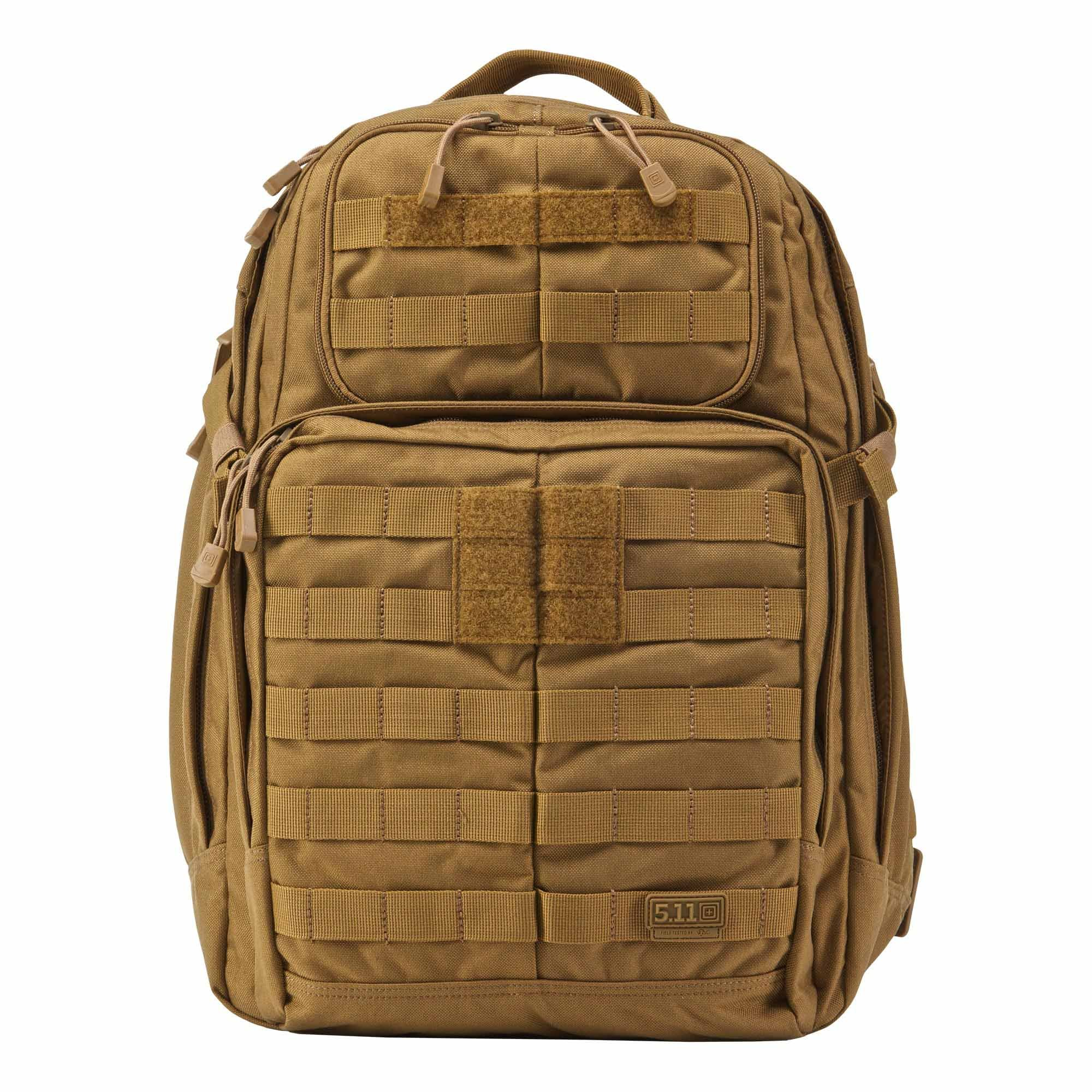 5.11Tactical  RUSH24 Military Backpack, Molle Bag Rucksack Pack, 37 Liter Medium, Style 58601 by 5.11