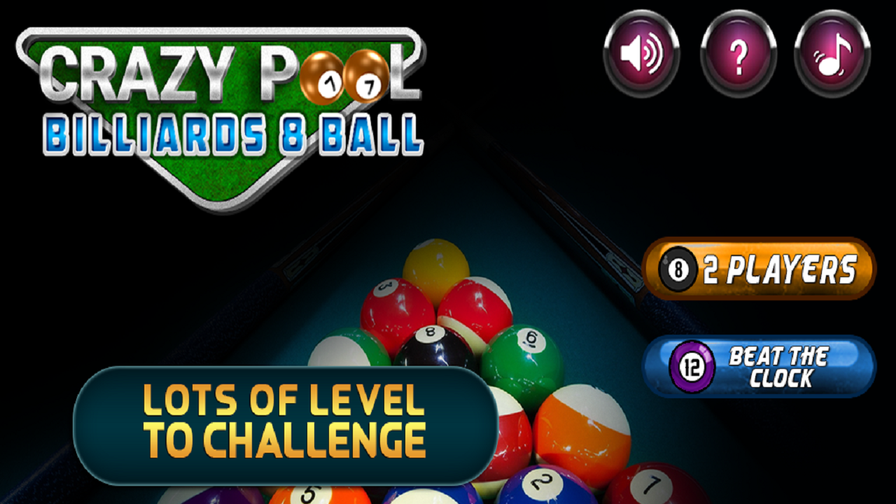 Crazy Pool Billiards 8 Ball: Amazon.es: Appstore para Android