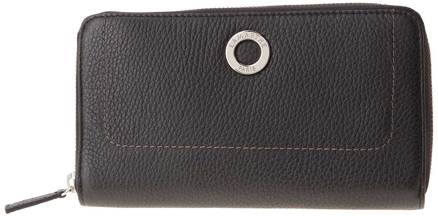 Lamarthe Paris Ev248 - Monedero para mujer, color negro, talla Taille Unique: Amazon.es: Zapatos y complementos