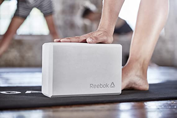 Amazon.com : Reebok Yoga Block : Sports & Outdoors