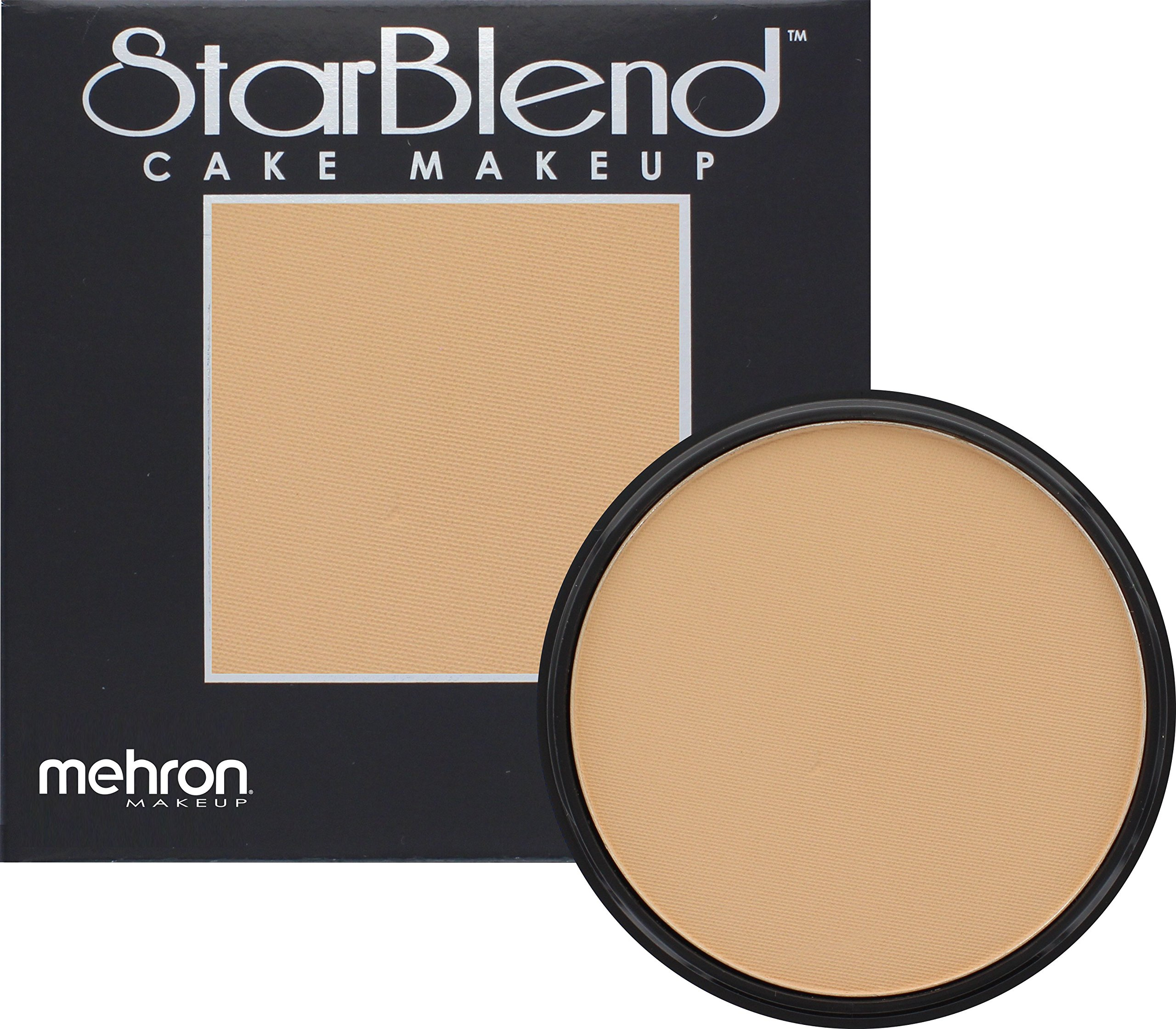 Mehron Makeup StarBlend Cake (2oz) (WARM HONEY)