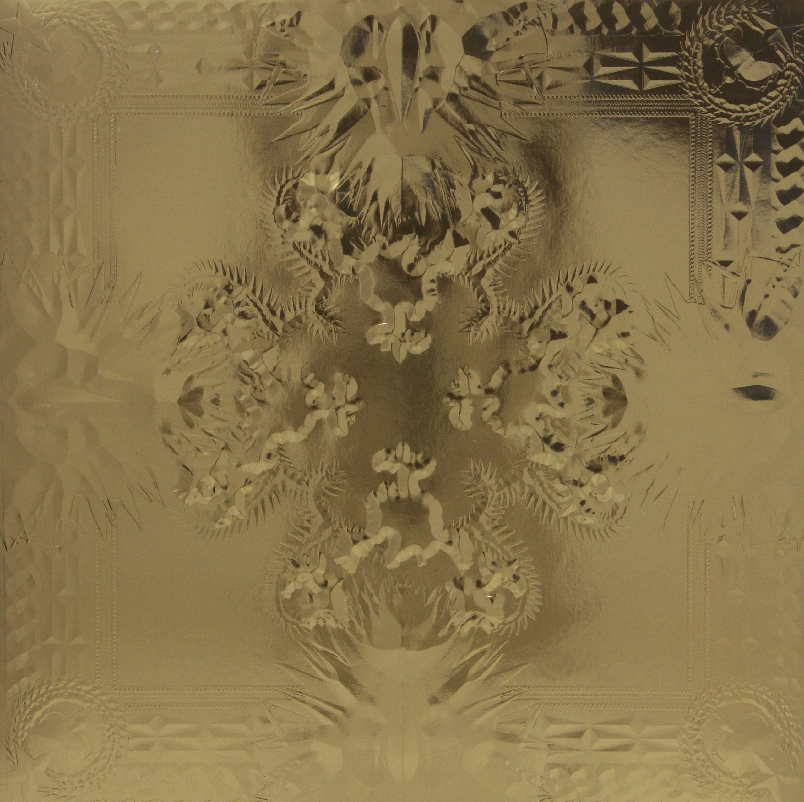 Watch The Throne [2 LP][Explicit] by VINYL