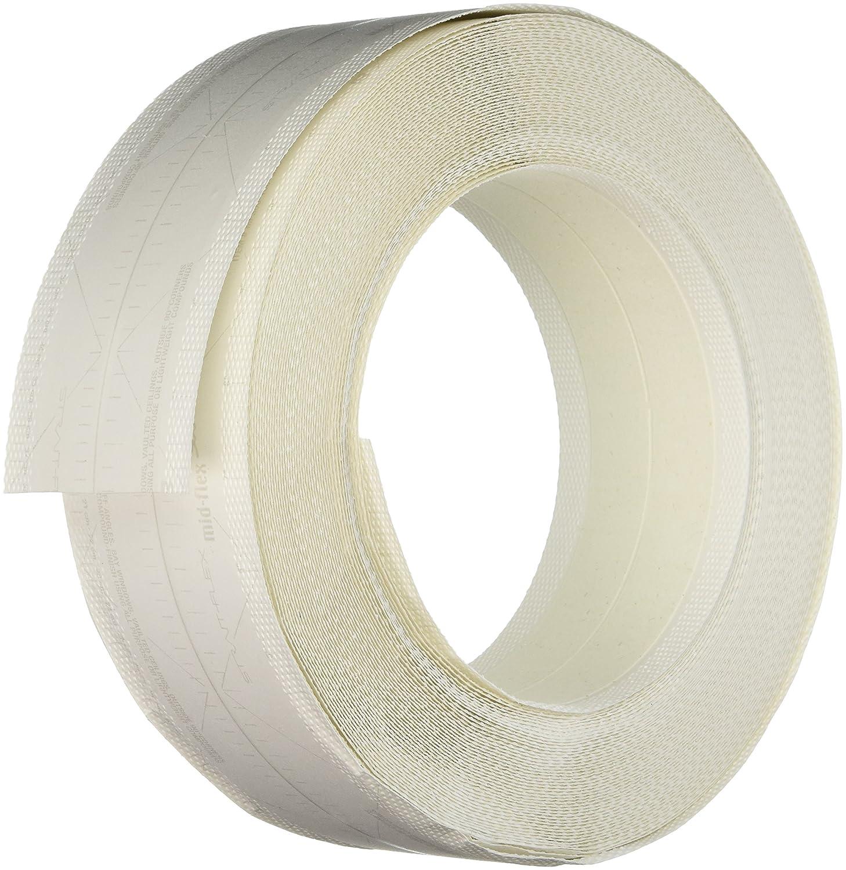 STRAIT FLEX MF-100 3-Inch X 100-Feet MID-FLEX 3 Paper Face Composite Tape