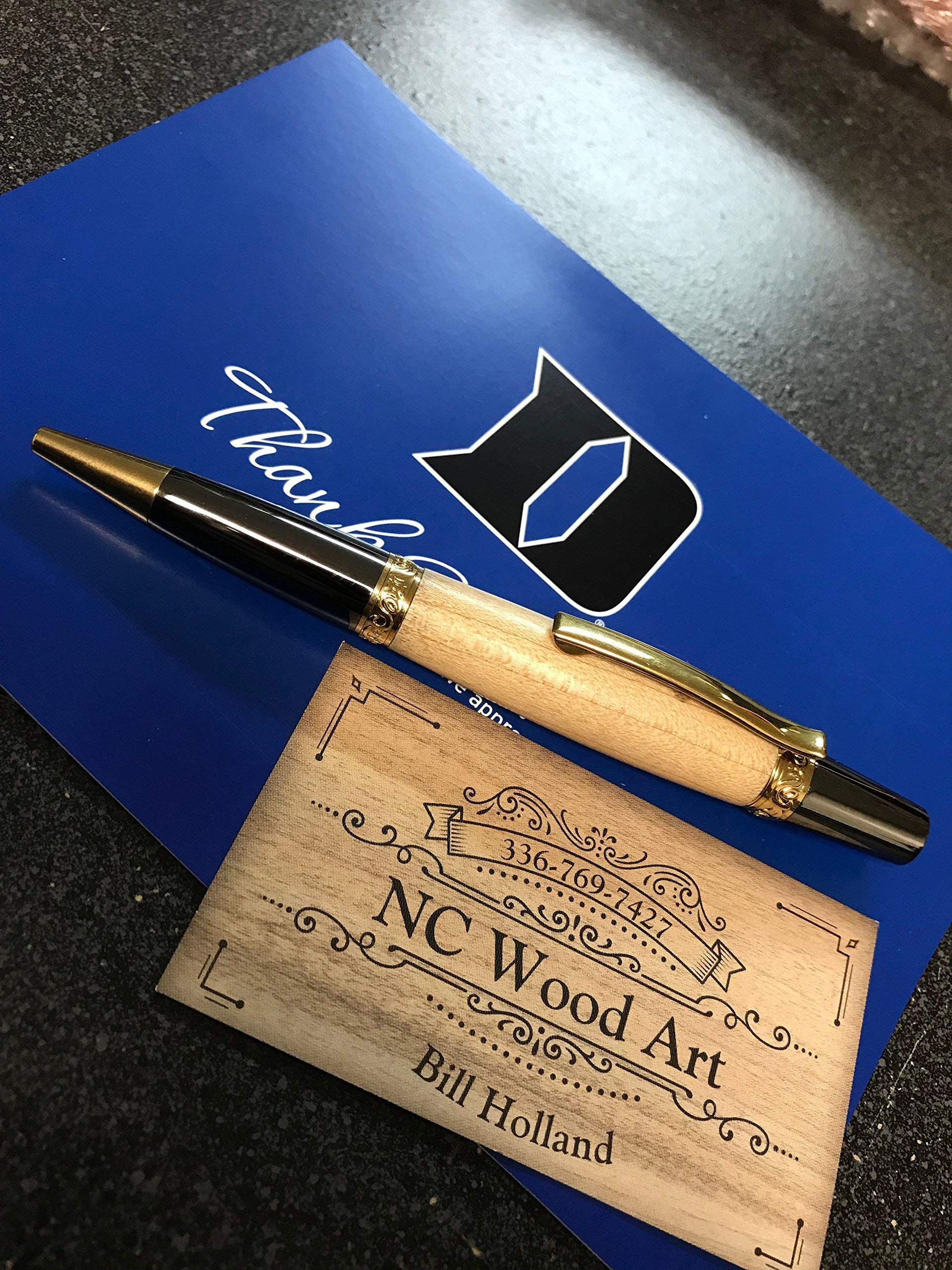 DUKE BLUE DEVILS Genuine Cameron Indoor Stadium Floor pen