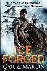 Ice Forged (The Ascendant Kingdoms Saga Book 1)
