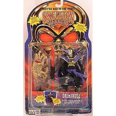 Skeleton Warriors Grimskull Action Figure: Toys & Games [5Bkhe2004809]