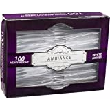 Heavy Weight Clear Plastic Knives 100/box