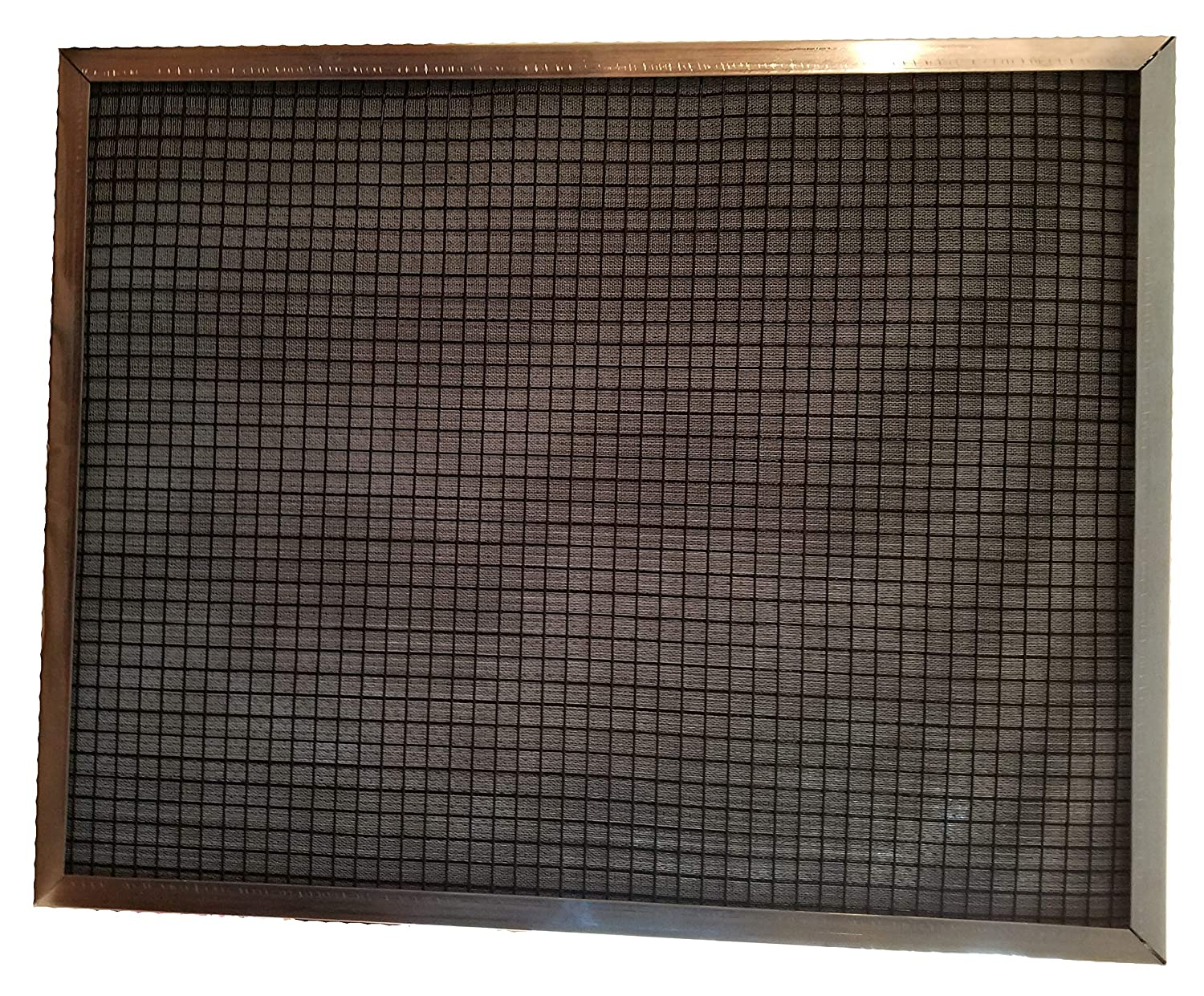 Just Vacuum or Hose Off and Reuse Save $$$ 29.75x35.75x1 BioAir Electrostatic Washable Permanent A//C Furnace Filter Exact Size DESIGNED FOR GEOTHERMAL UNITS 29-3//4 x 35-3//4 x 1